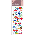 EK Success - Sticko Puffy Stickers - Toys For Boys
