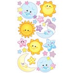 EK Success - Sticko Classic Collection - Stickers - Twinkle Twinkle