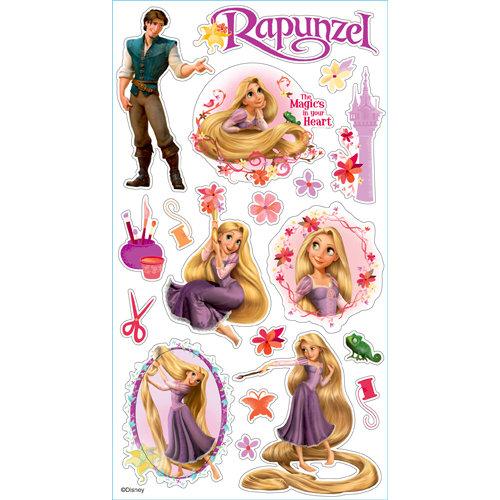 EK Success - Disney Collection - Classic Stickers - Rapunzel