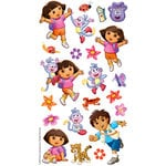 EK Success - Nickelodeon Collection - Classic Stickers - Dora Mix