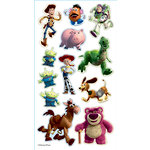 EK Success - Disney Collection - 3 Dimensional Puffy Stickers - Toy Story 3