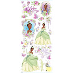 EK Success - Disney Collection - Large Classic Stickers - Princess Tiana