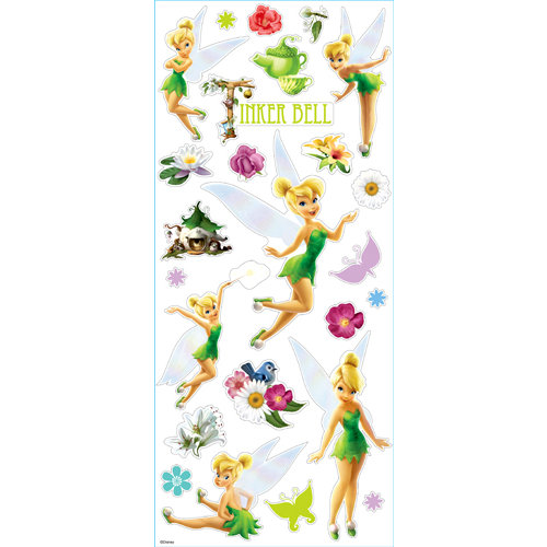 EK Success - Disney Collection - Large Classic Stickers - Tinker Bell