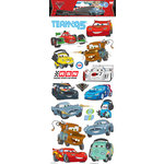 EK Success - Disney Collection - Large Classic Stickers - Cars