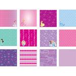 EK Success - Disney - Princess Collection - 12 x 12 Paper Pad