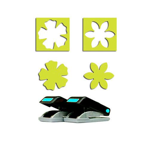Ek Success Paper Shapers Slim Profile Mini Punch Set 2 Pieces