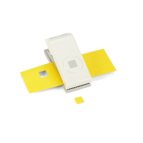 EK Success - EK Tools - Medium Punch - 1/2 Inch Square