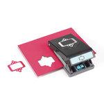 EK Success - Paper Shapers - Slim Profile - Large Punch - Accent Frame