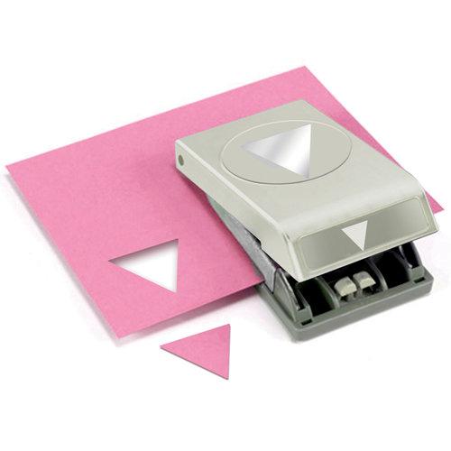 EK Success - Paper Shapers - Slim Profile - Large Punch - Flag