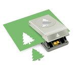EK Success - Paper Shapers - Slim Profile - Large Punch - Christmas Tree