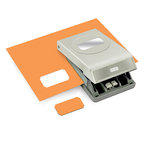 EK Success - Paper Shapers - Slim Profile - Large Punch - Ticket