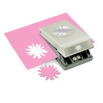 EK Success - Paper Shapers - Slim Profile - Large Punch - Flower Mum