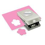 EK Success - Paper Shapers - Slim Profile - Large Punch - Petunia