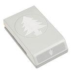 EK Success - Paper Shapers - Slim Profile - Large Punch - Fir Tree