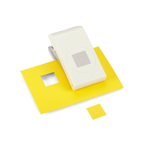 EK Success - EK Tools - Nesting Punch - 1 Inch Square