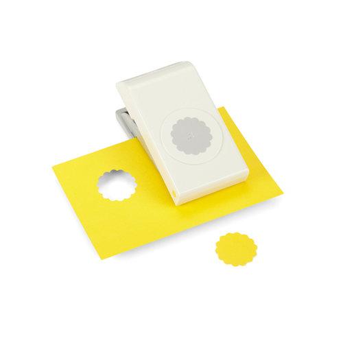 EK Success - EK Tools - Nesting Punch - 1 1/4 Inch Scallop Circle