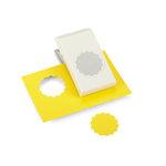 EK Success - EK Tools - Nesting Punch - 1 3/4 Inch Scallop Circle