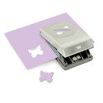 EK Success - Paper Shapers - Slim Profile - Nesting Punch - Butterfly