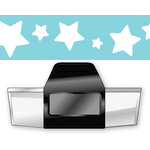 EK Success - Paper Shapers - Slim Profile - Edger Punch - Starry Night, CLEARANCE