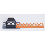 EK Success - Paper Shapers - Slim Profile - Large Edger Punch - Bat Flourish