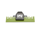 EK Success - Paper Shapers - Slim Profile - Large Edger Punch - Birds and Holly