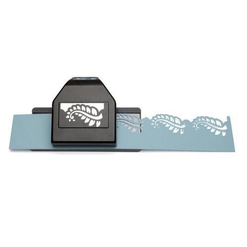 EK Success - Paper Shapers - Slim Profile - Large Edger Punch - Palm