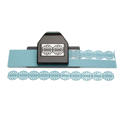 EK Success - Paper Shapers - Slim Profile - Large Edger Punch - Medallion Chain, BRAND NEW - click to enlarge