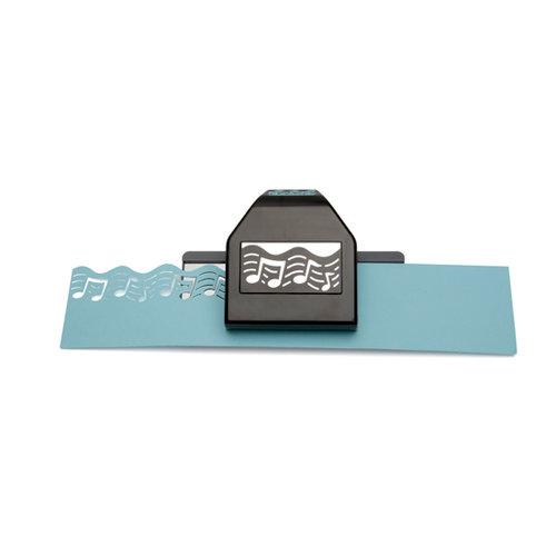 EK Success - Paper Shapers - Slim Profile - Large Edger Punch - Symphony