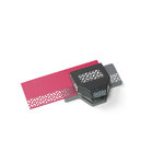 EK Success - Paper Shapers - Slim Profile - Large Edger Punch - Brick Pattern