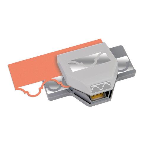 EK Success - Slim Profile - Large Edger Punch - Round Arch Pattern