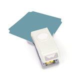 EK Success - Paper Shapers - Slim Profile - Mini Corner Punch - Concave