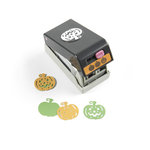 EK Success - Paper Shapers - Halloween - Slim Profile - Layering Punch - Jack-O-Lantern
