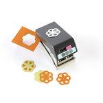 EK Success - Paper Shapers - Slim Profile - Layering Punch - Round Flower