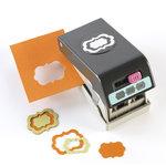 EK Success - Paper Shapers - Slim Profile - Layering Punch - Flourish Square