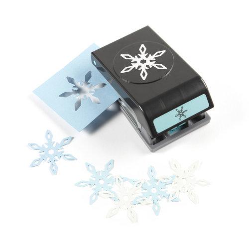 EK Success - Paper Shapers - Slim Profile - Garland Punch - Angular Snowflake