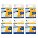 EK Success - Herma Vario Tab Dispenser Refill - 6 Pack