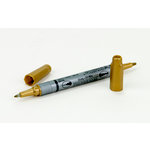 EK Success - Dual Tip Marker - Gold