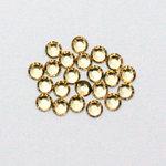 EK Success - Jolee's Jewels - Crystallized Swarovski Elements Collection - Flat Back Jewels - 5 mm - Light Colorado Topaz