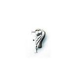 EK Success - Jolee's Jewels - Jewelry Interchangeable Pendant Bail - Sculpture - Silver