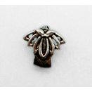 EK Success - Jolee's Jewels - Jewelry Interchangeable Pendant Bail - Lotus - Silver