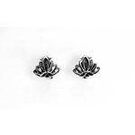EK Success - Jolee's Jewels - Jewelry Interchangeable Ear Posts - Lotus - Silver