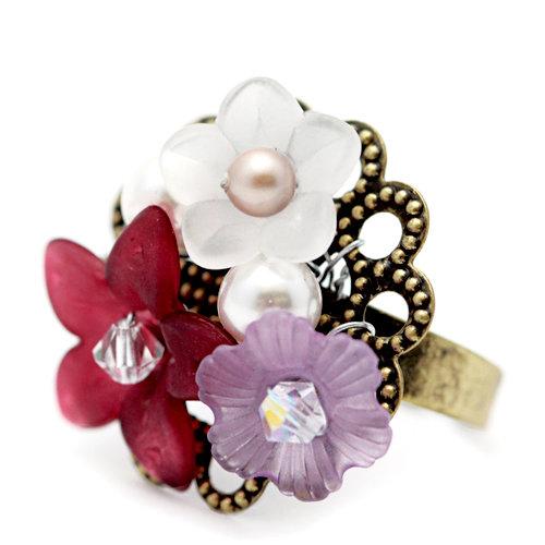 EK Success - Laliberi - Jewelry - Ring Kit - Triple Crown
