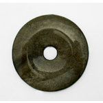EK Success - Jolee's Jewels - Jewelry Stone Pendant - Donut - Gold Obsidian