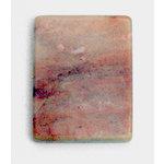 EK Success - Jolee's Jewels - Jewelry Pendant - Stone Rectangle - Pink Adventurine