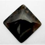 EK Success - Jolee's Jewels - Jewelry Stone Pendant - Diamond - Purple Agate