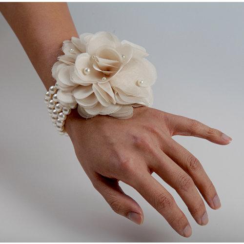 EK Success - Laliberi - Julie Comstock - Jewelry - Cuff Kit - Chiffon Chic - Light