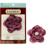 EK Success - Laliberi - Julie Comstock - Jewelry - Embellish a Bloom Kit - Light Plum