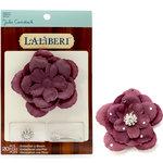 EK Success - Laliberi - Julie Comstock - Jewelry - Embellish a Bloom Kit - Light Plum