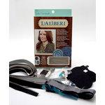 EK Success - Laliberi - Julie Comstock - Jewelry - Flower Kit - Zipper - Dark