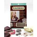 EK Success - Laliberi - Julie Comstock - Jewelry - Flower Kit - Coiled Roses - Light
